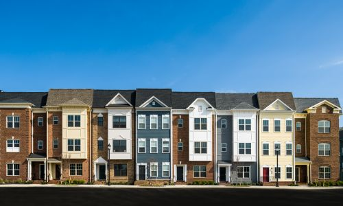 Townhome Building E
