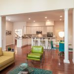 New luxury homes with open floorplans