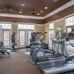 Community Amenities Bell Air Hall Fitness Center