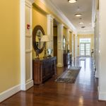 photo of Grayson Hill clubhouse hallway